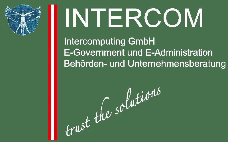 INTERCOM Intercomputing GmbH E-Government und E-Administration Behörden- und Unternehmensberatung